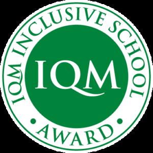 IQM Inclusive logo